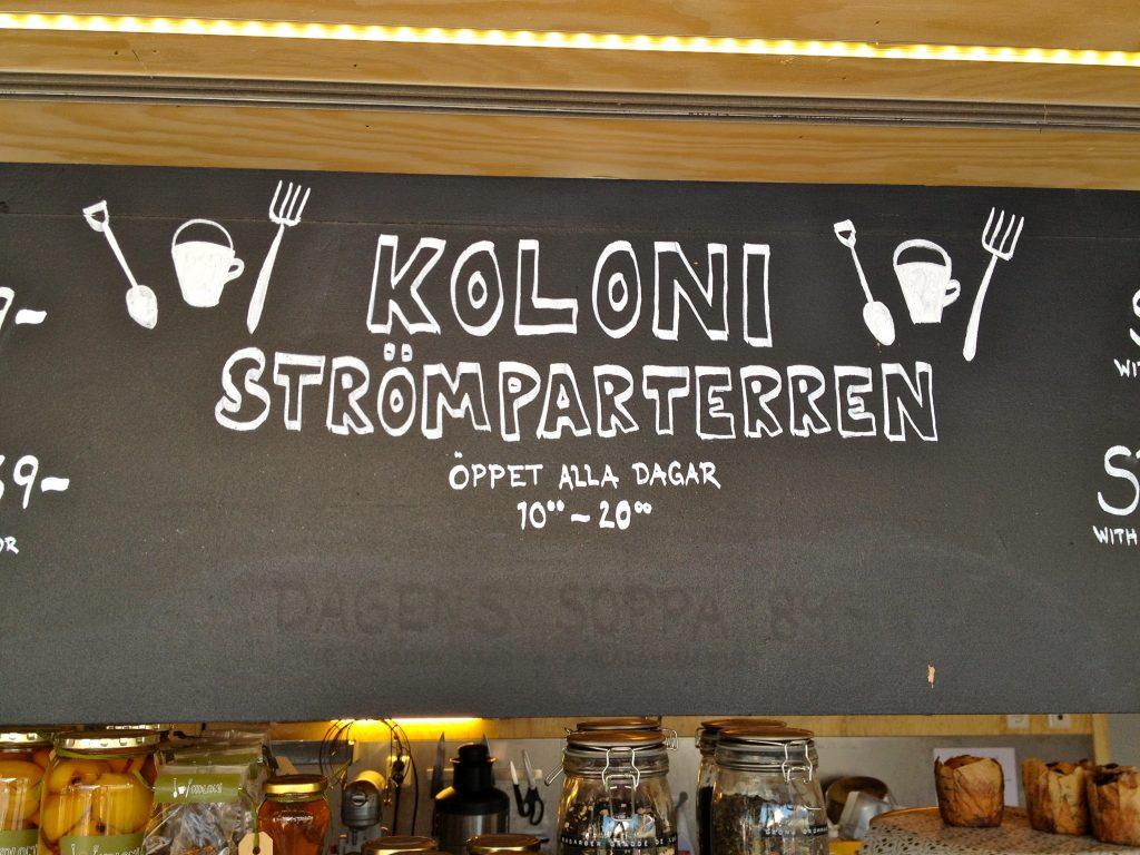 Robbans bästa besöker: Koloni Strömparterren