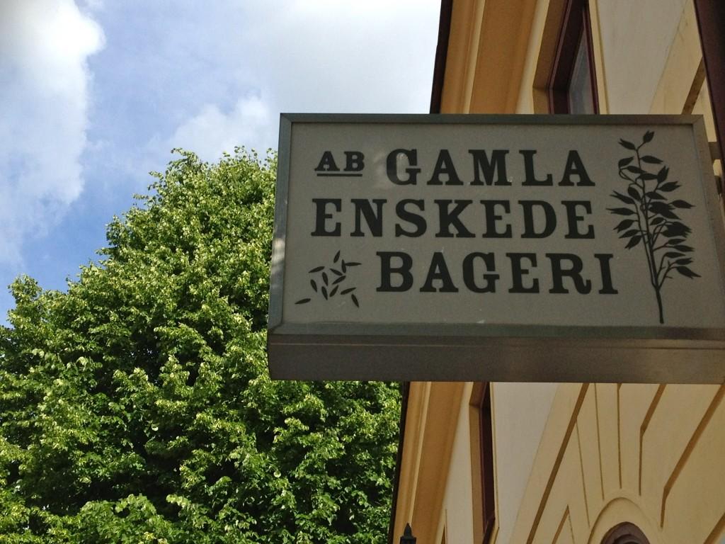 Robbans bästa besöker: Gamla Enskede Bageri