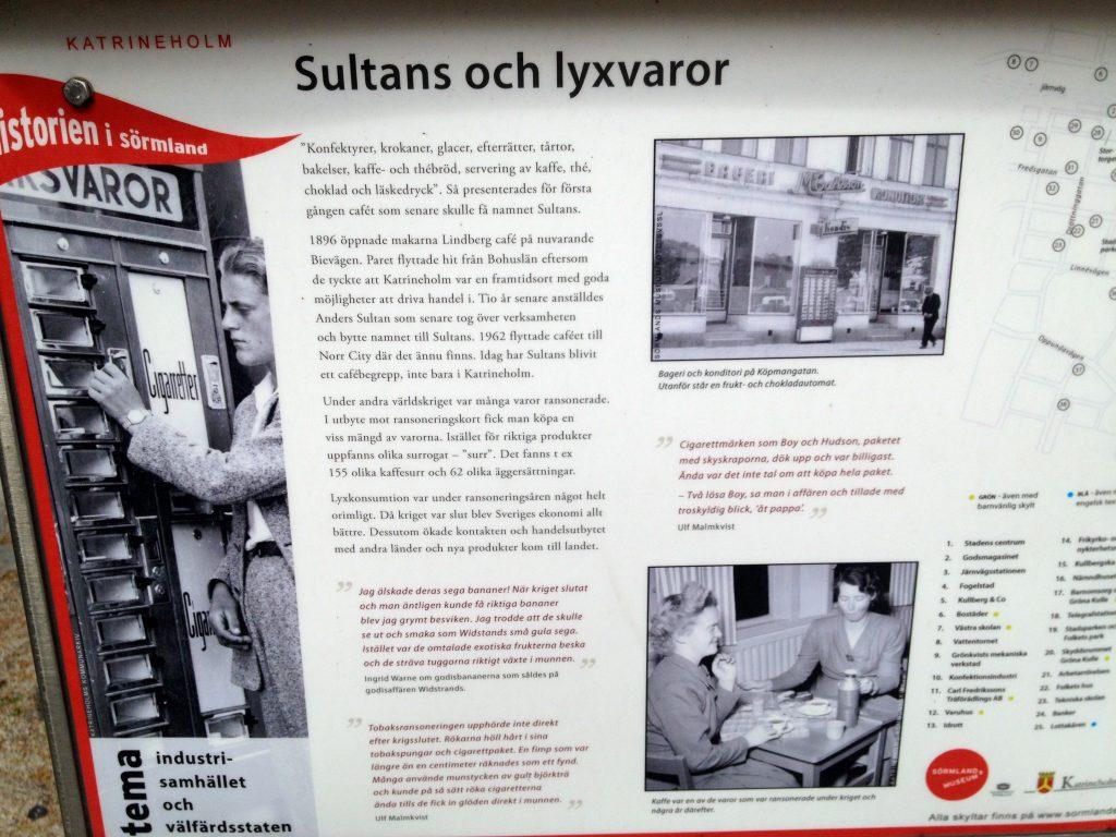 Robbans bästa besöker: Sultans Konditori