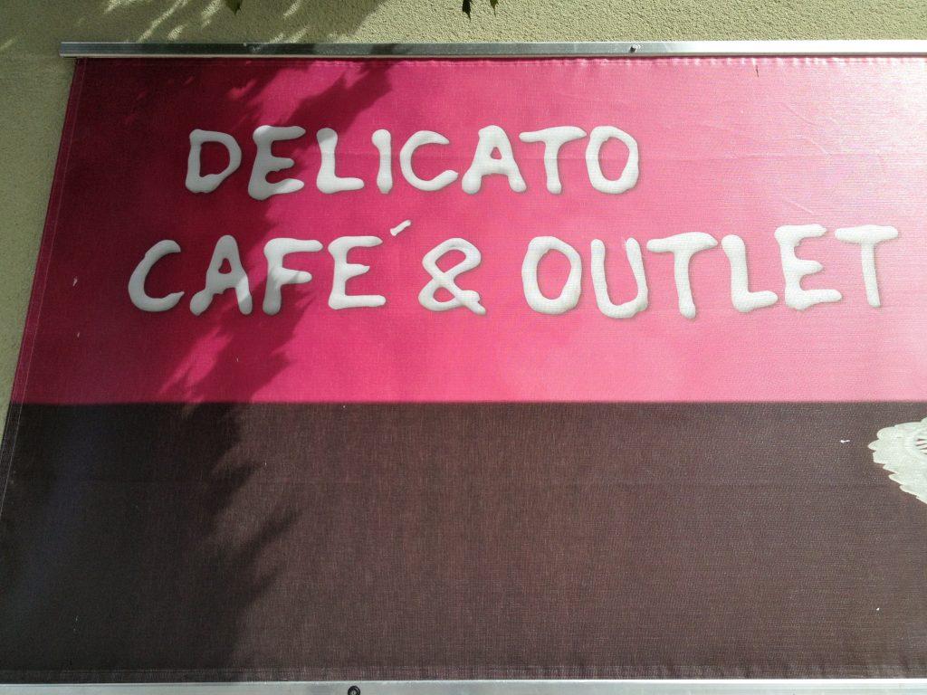 Delicato Café & Outlet