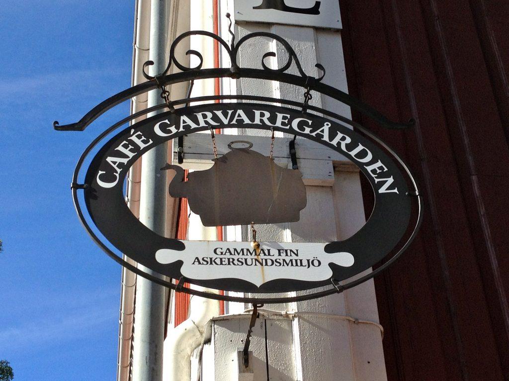 Robbans bästa besöker: Cafè Garvaregården