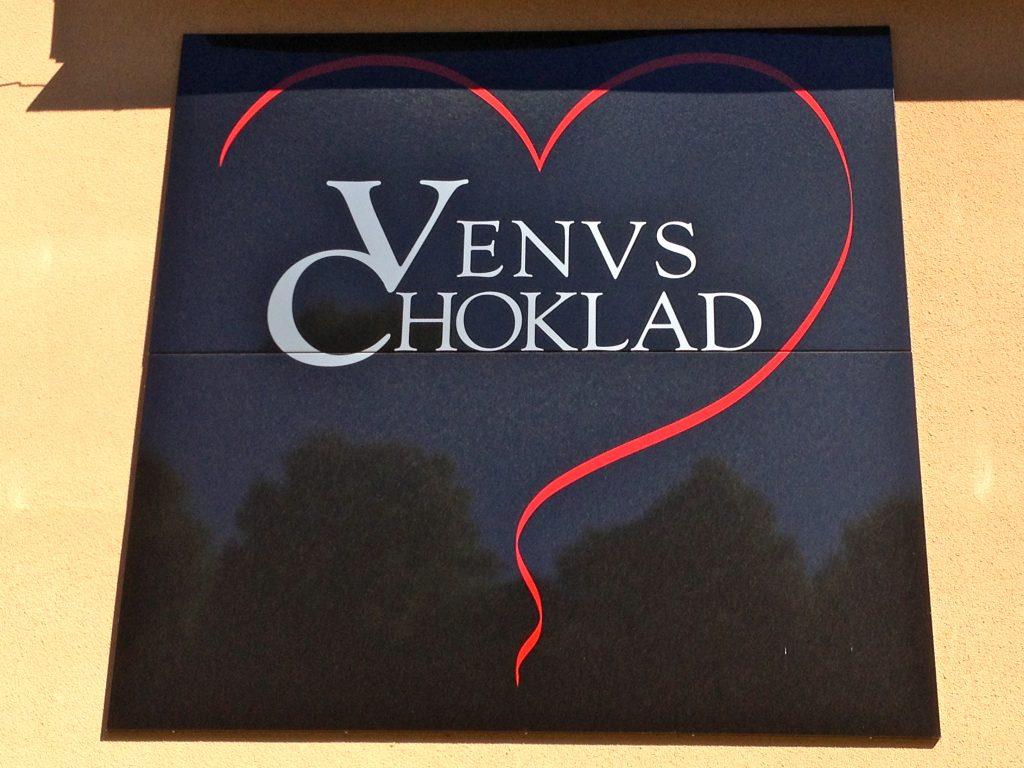 Robbans bästa besöker: Venus Choklad