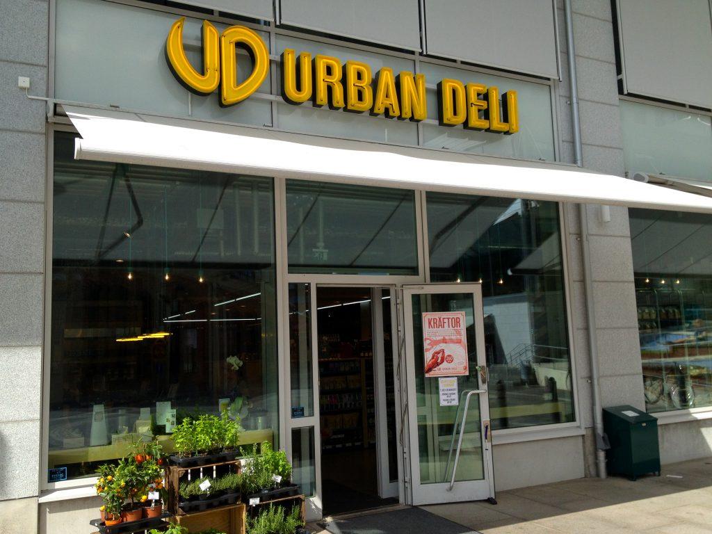 Robbans bästa besöker: Urban Deli