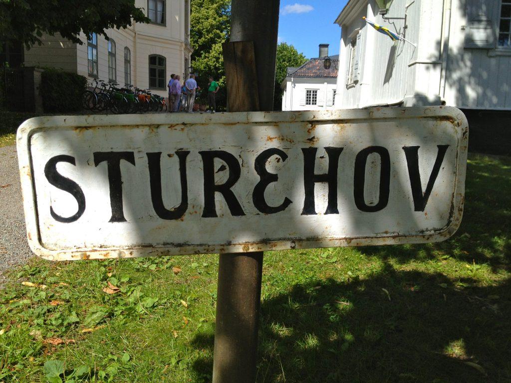 Robbans bästa besöker: Sturehovs Slottscafè