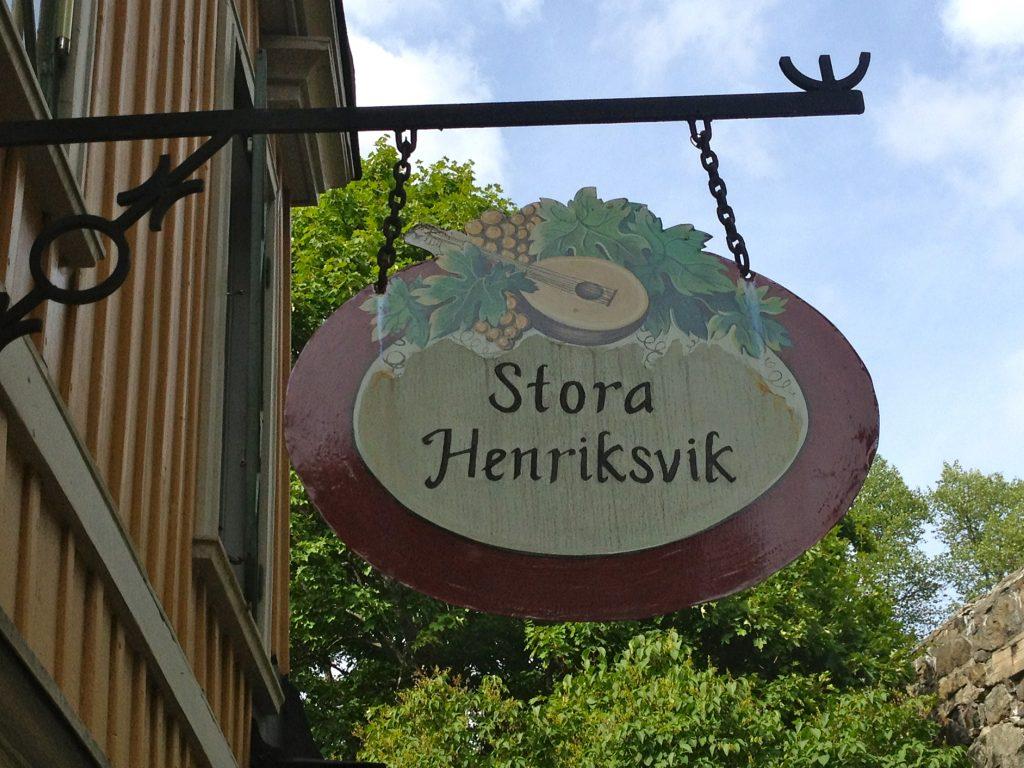 Robbans bästa besöker: Stora Henriksvik