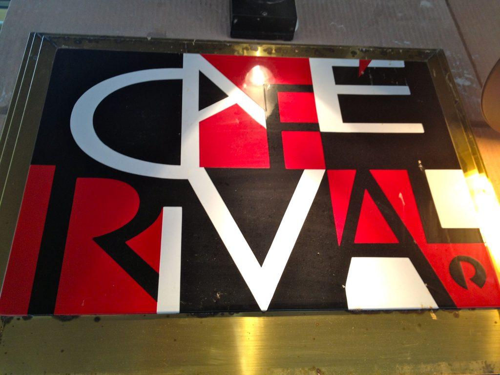 Robbans bästa besöker: Café Rival