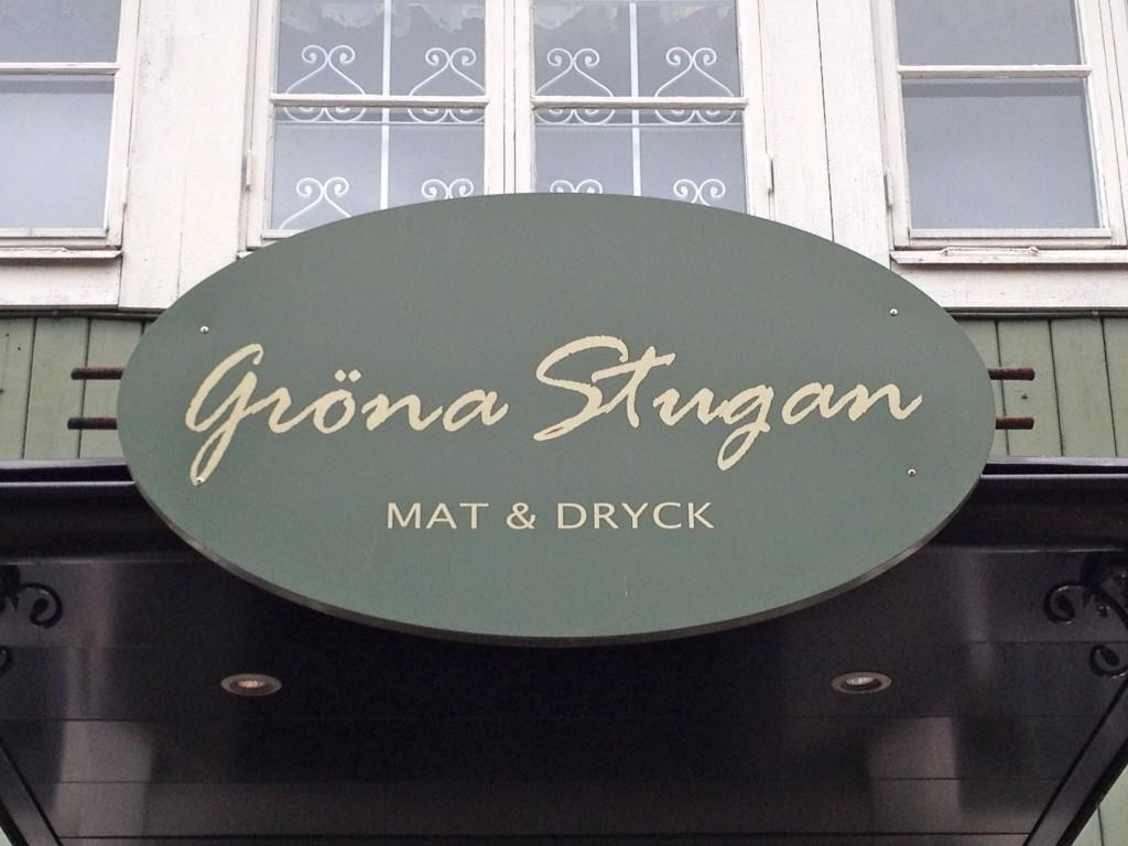 Robbans bästa besöker: Gröna Stugan