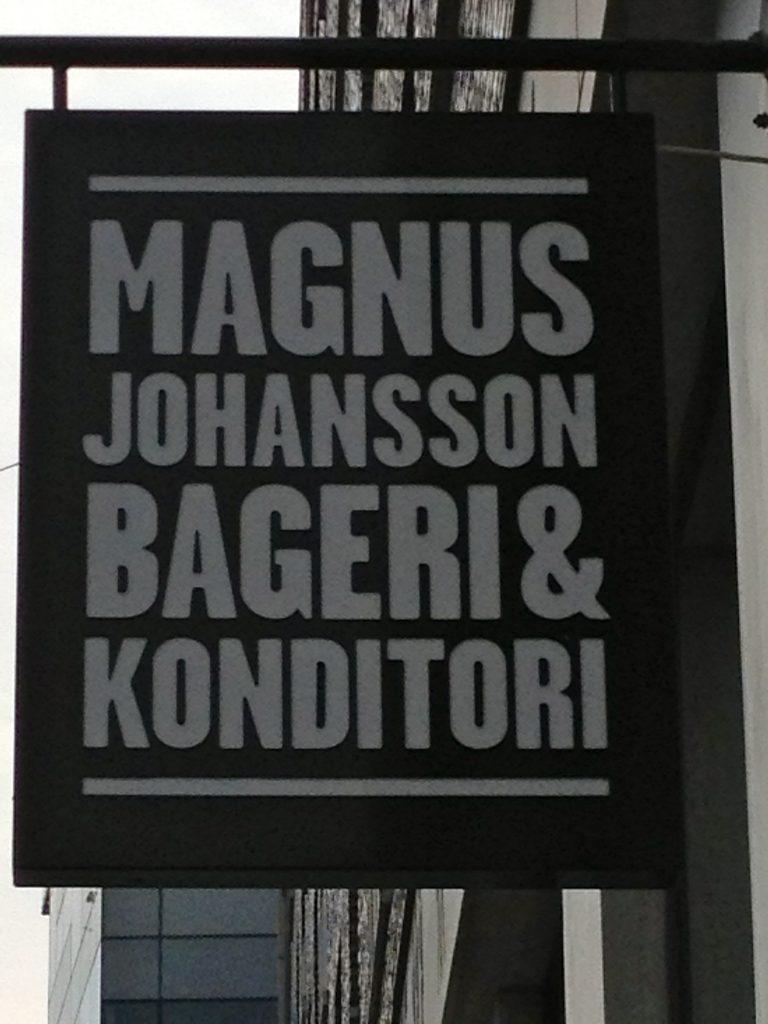 Robbans bästa besöker: Magnus Johansson Bageri & Konditori