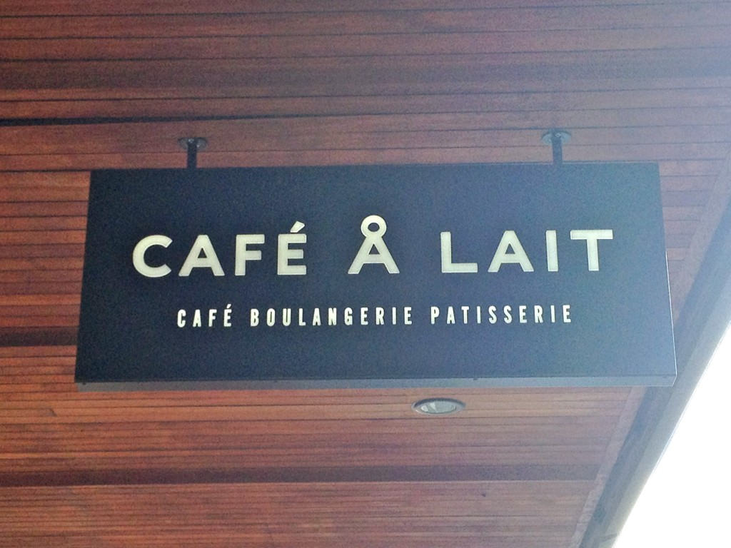 Robbans bästa besöker: Cafè Å Lait (Åhléns)