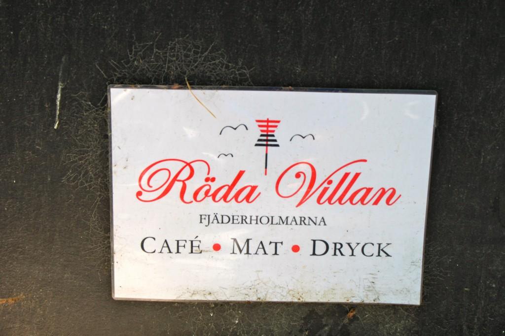 Robbans bästa besöker: Röda Villan