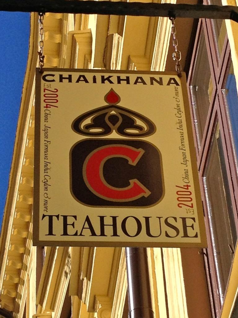 Robbans bästa besöker: Chaikhana