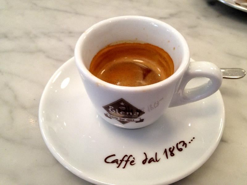 Robbans bästa besöker: Caffè Ugo