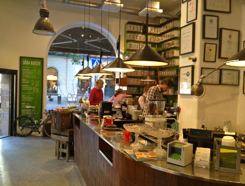 johan och nyström kaffe