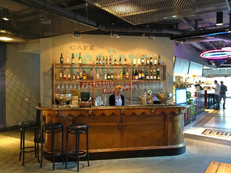 Robbans bästa besöker: Café Egoïste