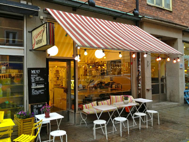 Robbans bästa besöker: Skåningen Kaffebar