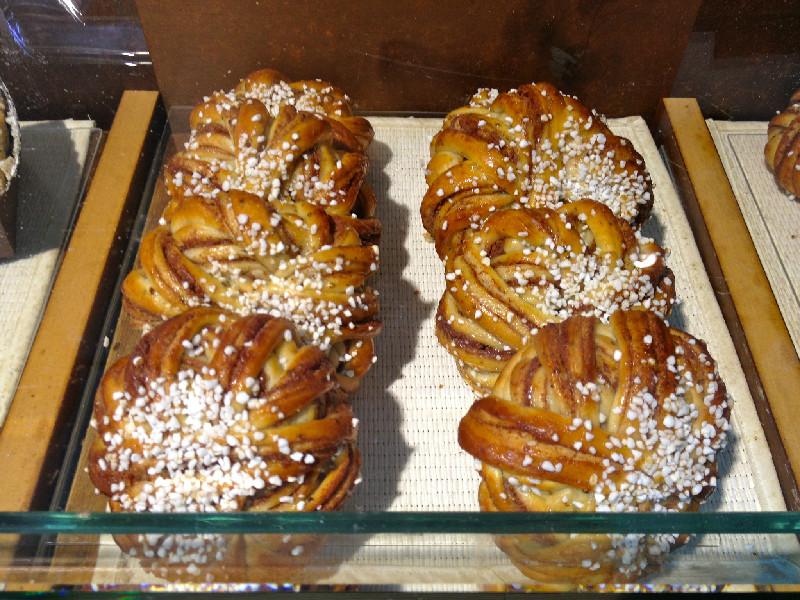Robbans bästa besöker: Dessert & Choklad Stockholm