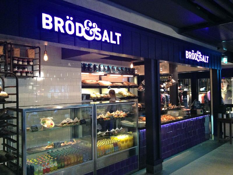 Robbans bästa besöker: Bröd & Salt