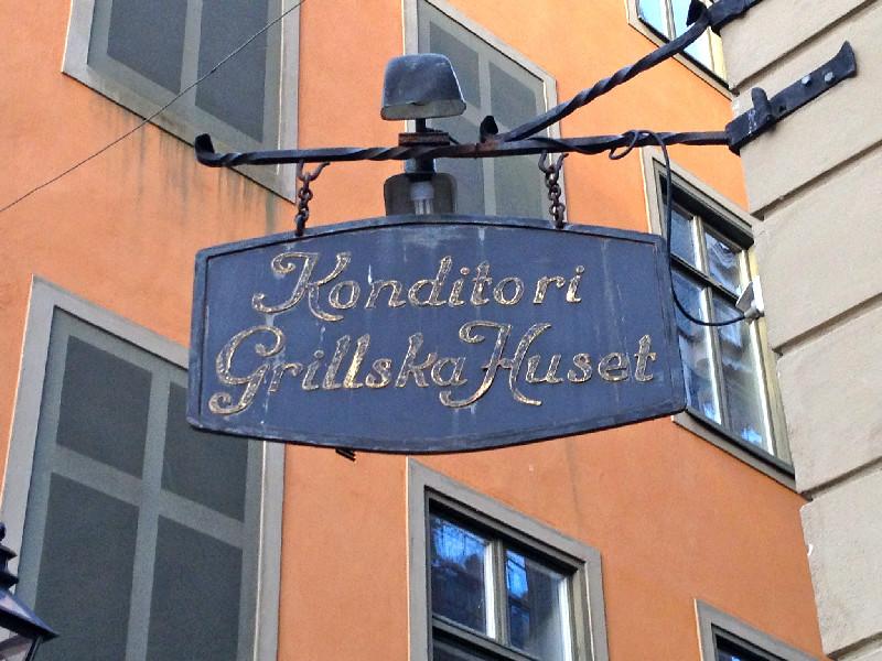Robbans bästa besöker: Grillska Huset