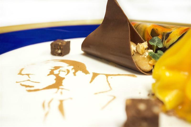 Inköp på Dessert & Choklad Stockholm