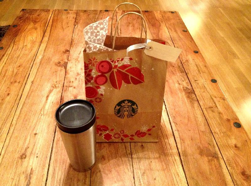 Snart dags för invigning av Starbucks