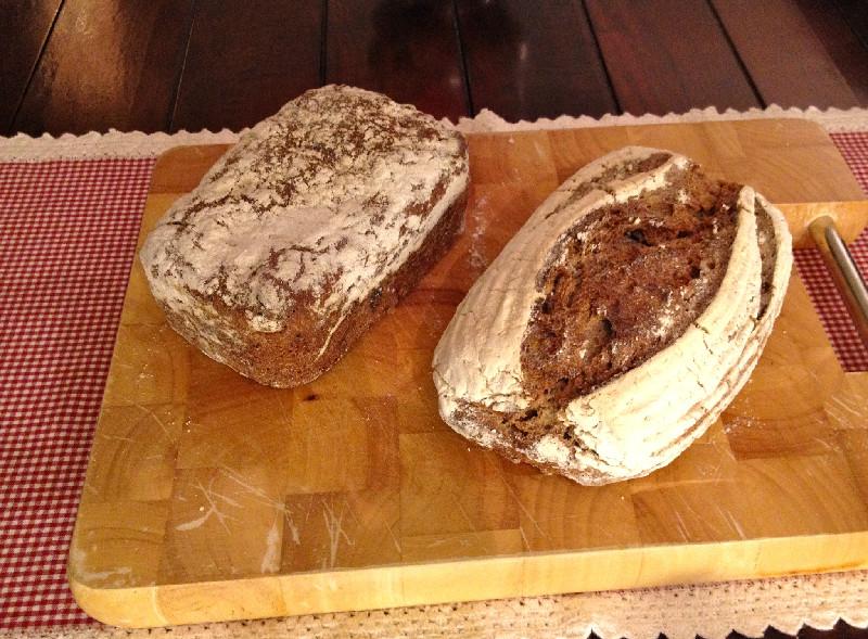 Dagens inköp av bröd