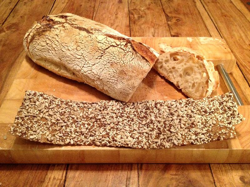 Dagens bröd från Ett bageri