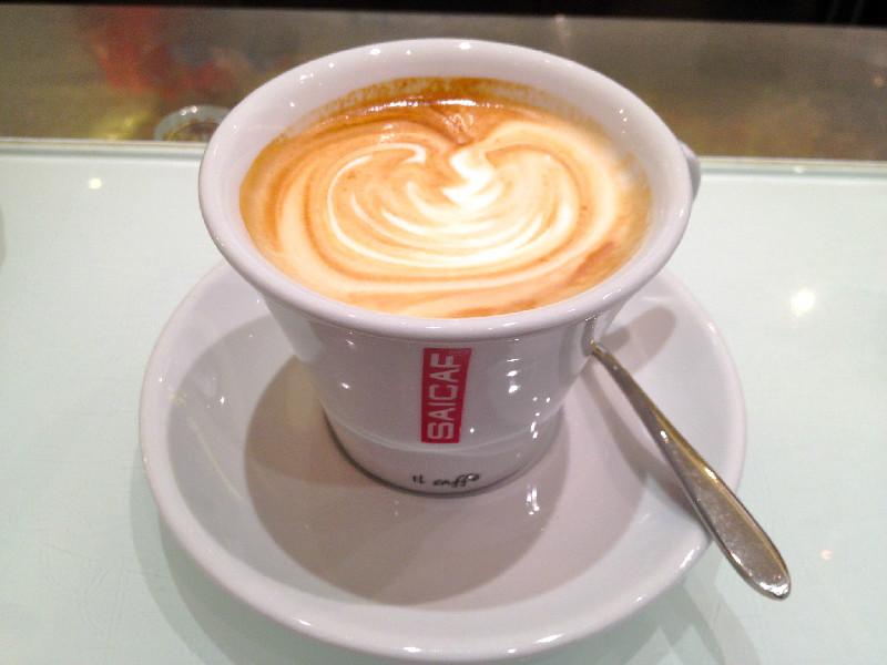 Robbans bästa besöker: Caffetteria del Corso