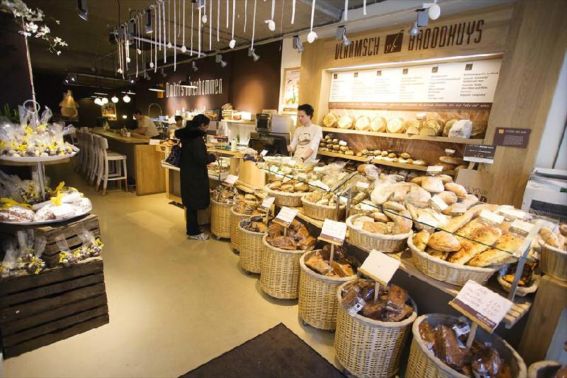 Häftiga bagerier och konditorier i världen – Vlaamsch Broodhuys