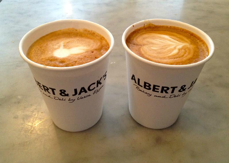 Robbans bästa besöker: Albert & Jack's