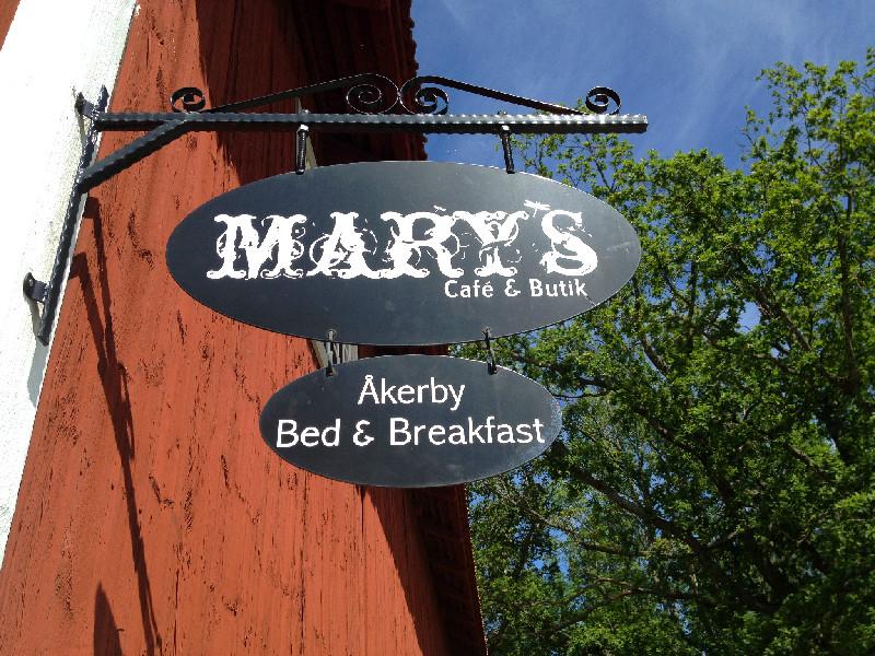 Robbans bästa besöker: Mary's Café & Butik