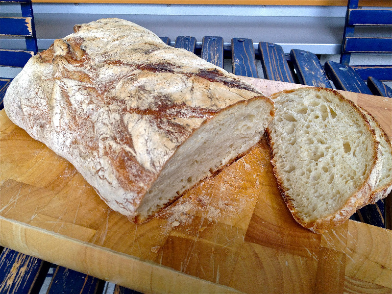 Dagens inköpta bröd