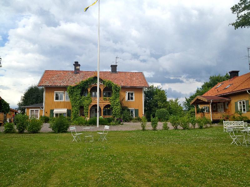 Robbans bästa besöker: Asknäs Gård