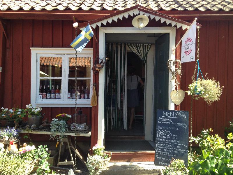 Robbans bästa besöker: Cafè Grassagården
