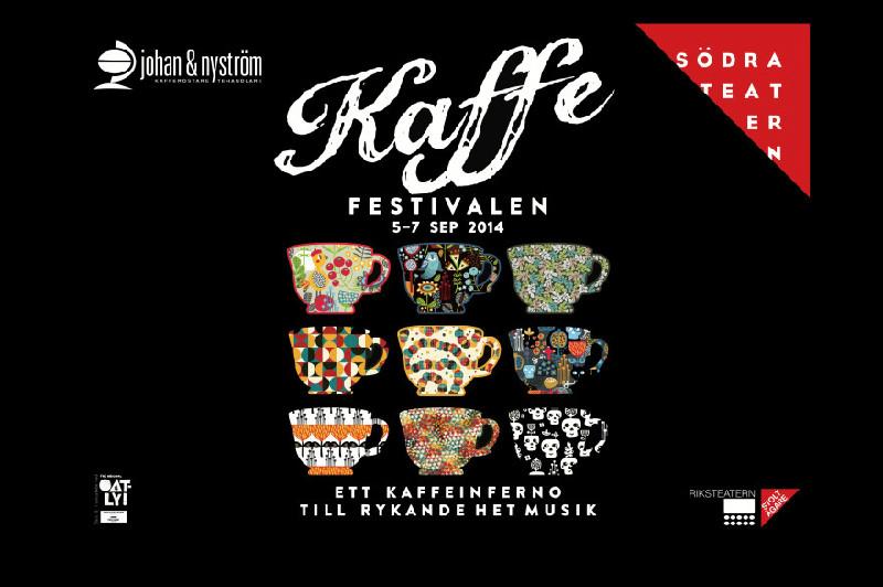 Missa inte kaffefestivalen 5-7 september