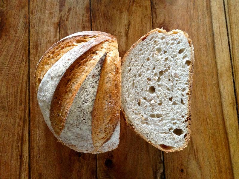 Dagens inköpta bröd från Xoko