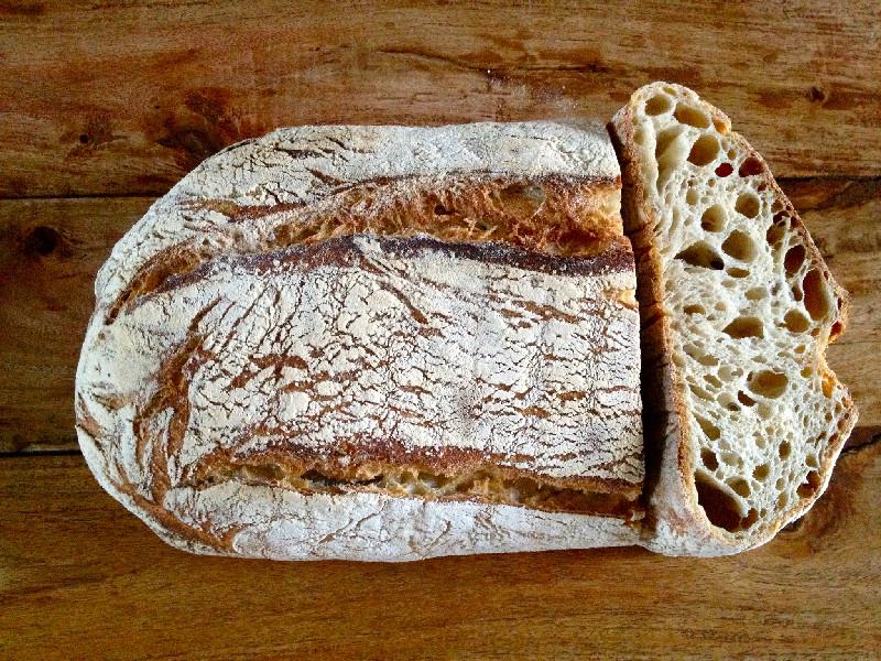 Dagens inköpta bröd från Taverna Brillo