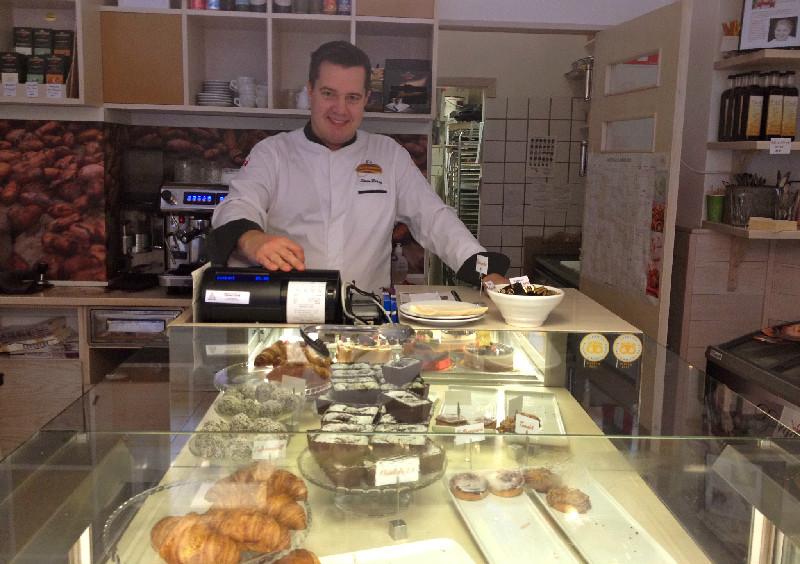 Robbans bästa besöker: Chocolate & Pastry