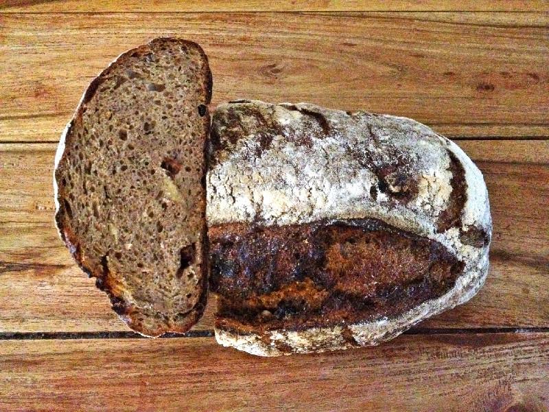 Bröd från Bagarboden i Sigtuna