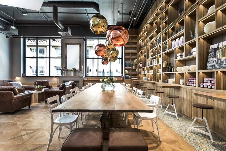 Häftiga bagerier och konditorier i världen: Pano Brot & Kaffee