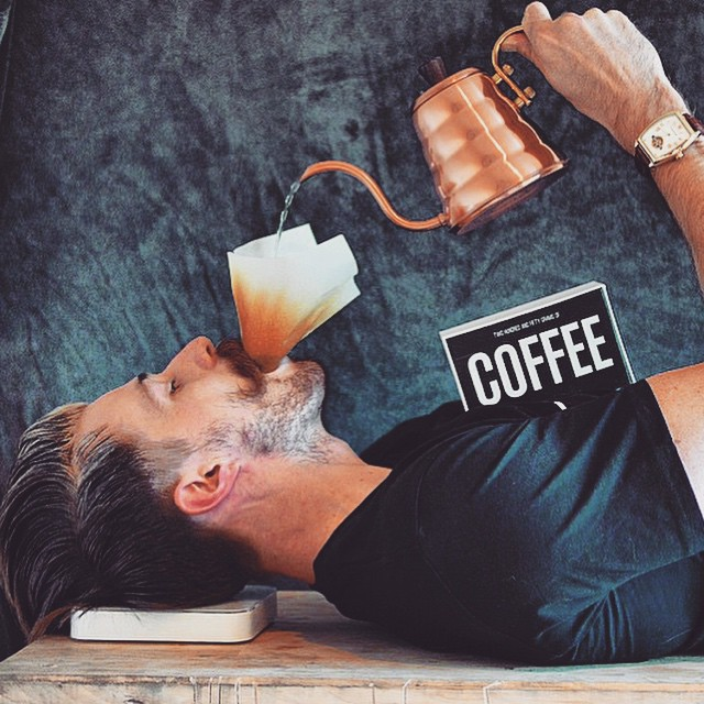 Dagens bild – Men & Coffee
