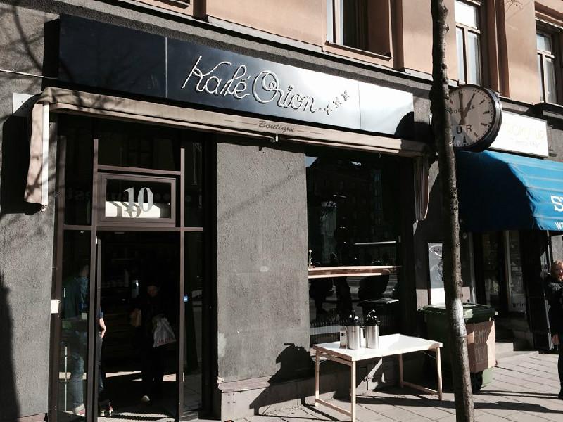 Stockholms nya kaffehäng