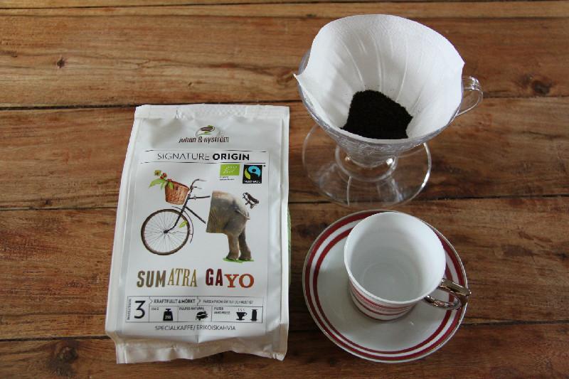 Ny månad, nytt kaffe