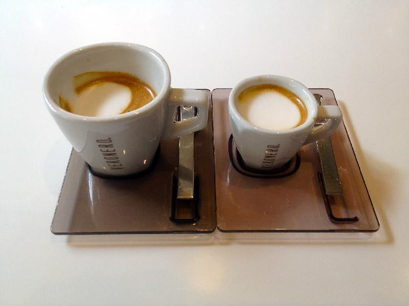 Dagens fika på Veronero Caffè