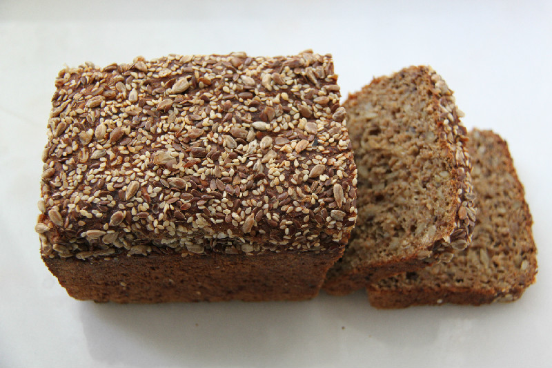 Bröd från Bakery & Spice