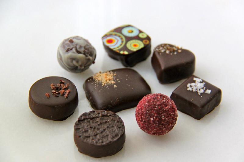 Choklad från Handgjort Stockholm