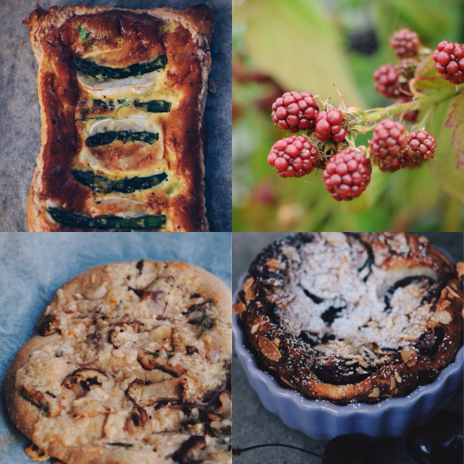 Veckans blogg: Smultron och lavendel