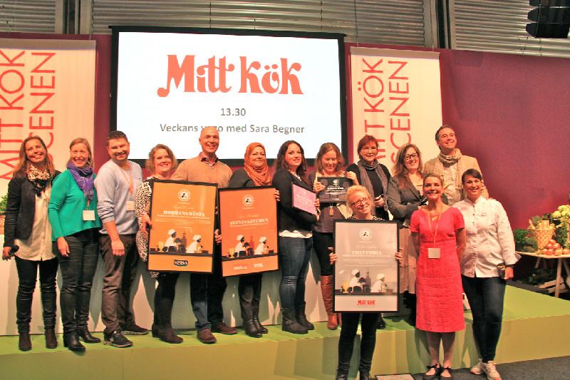 Summering av Matbloggspriset 2015