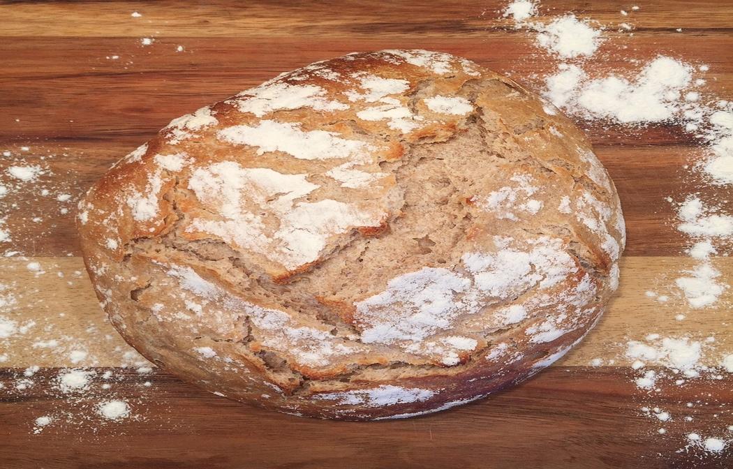 Veckans blogg: Pioner och bröd