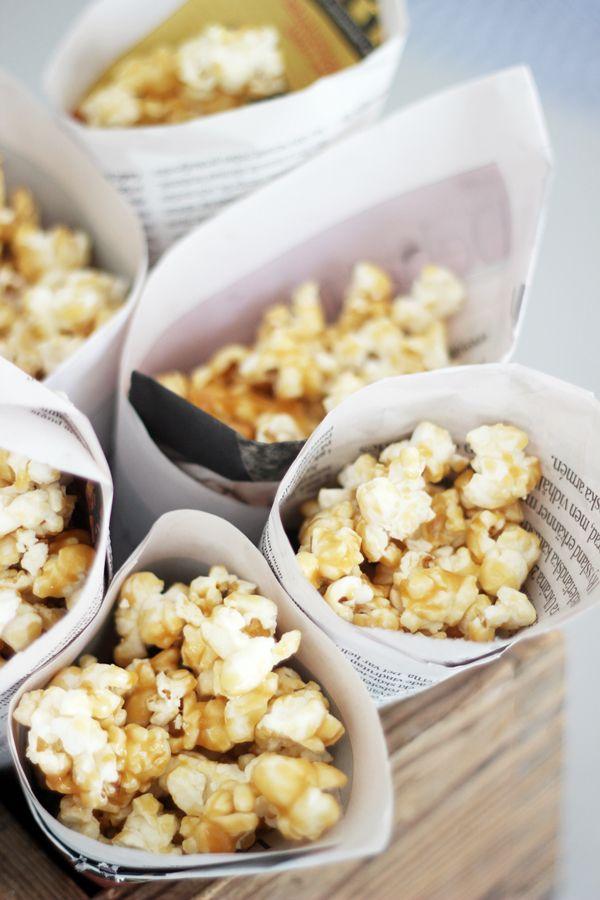 Karamelliserade popcorn 01