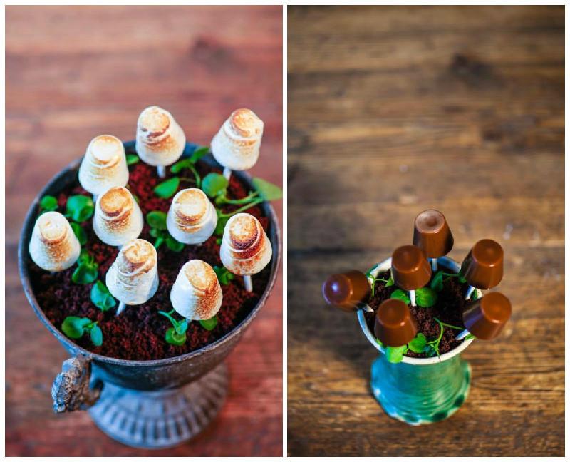 Dagens recept: Marshmallowklubbor och salta lakritsklubbor